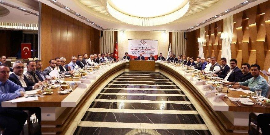 ATO Başkanı Baran: Katma değeri yüksek ürünler üretip ihracat yapmalıyız