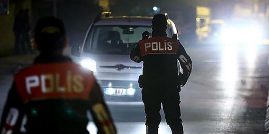 Ankara'da arananlar GBT'ye takıldı