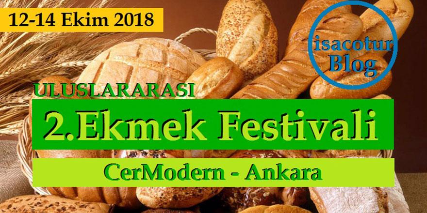 Ekmek Festivali başlıyor