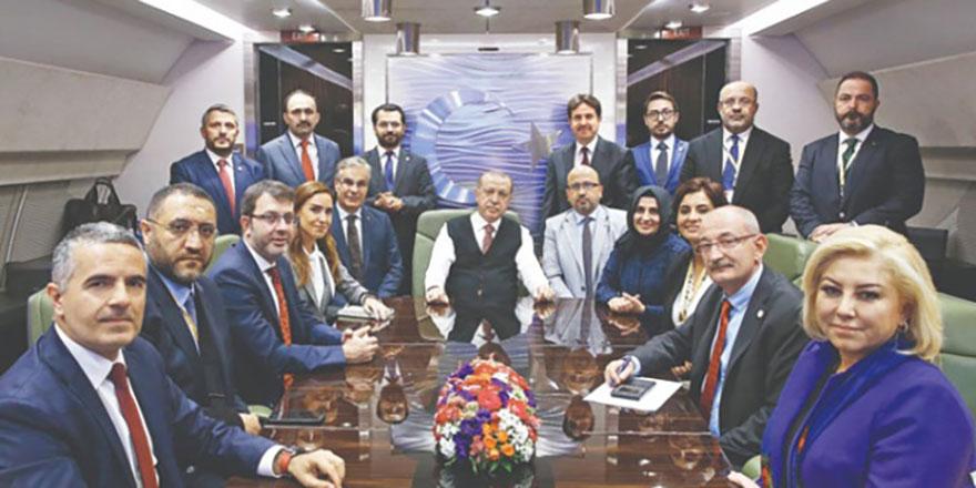 Cumhurbaşkanı Erdoğan'dan İş Bankası açıklaması! MHP ile ortak hareket