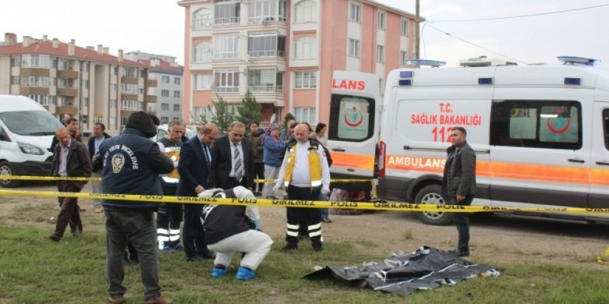 Tekirdağ'da kadın cinayeti