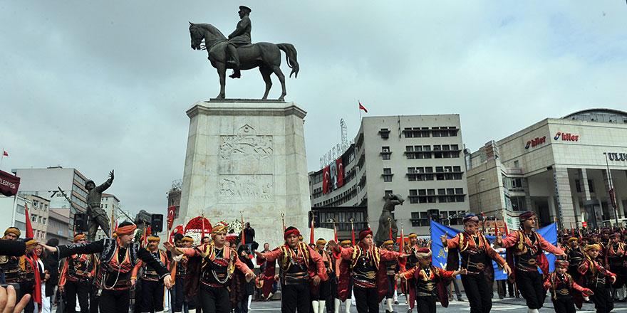 Ankara'nın başkent oluşunun 95. yılı kutlanacak