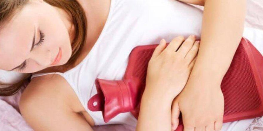 Regl dönemindeki ağrılar nasıl hafifler?