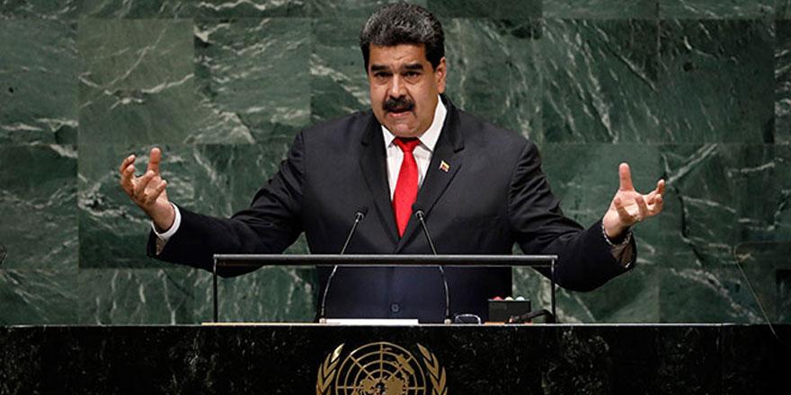 Maduro'dan Trump'a büyük suçlama!