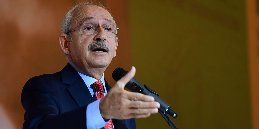 Kemal Kılıçdaroğlu'ndan ittifak açıklaması
