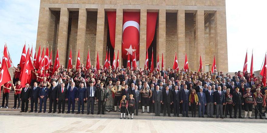 Ankara'nın başkent oluşu kutlanıyor