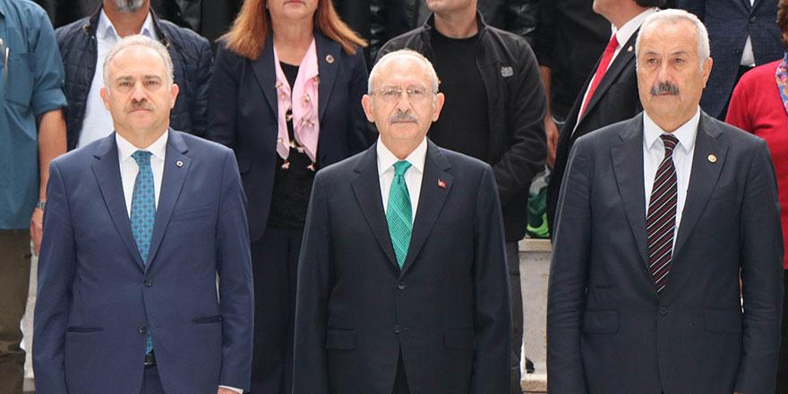 Kılıçdaroğlu Hacıbektaş'ta neye uğradığını şaşırdı