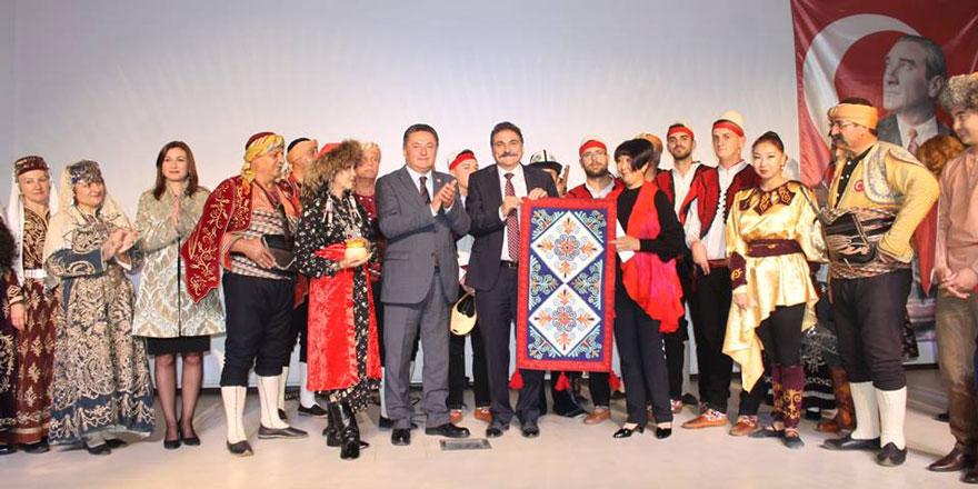 Çamlıdere Türk Dünya'sını ağırladı
