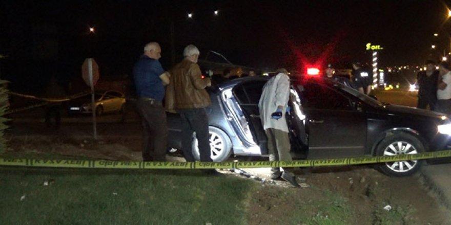 Kırıkkaleli Belediye Başkanının oğlu başından vuruldu