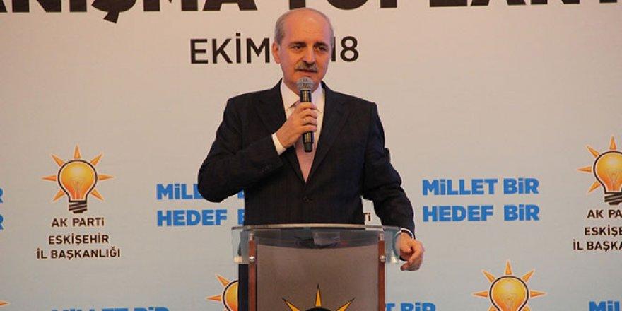 Kurtulmuş: Türkiye bir daha o kapıyı çalmayacak