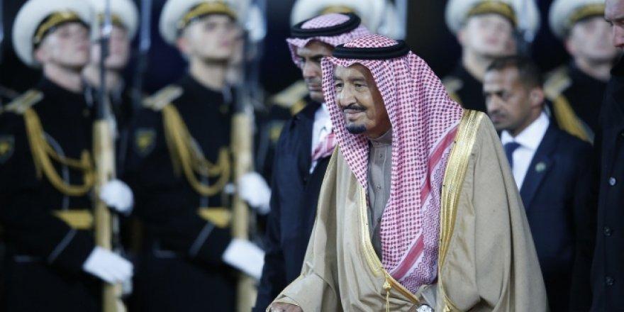 Suudi Kral'ı gazeteci Cemal Kaşıkçı olayını araştırma talimatını verdi