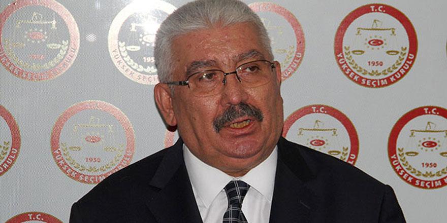 """MHP'li Yalçın'dan """"İP"""" Genel Başkanı Akşener'e sert sözler!"""