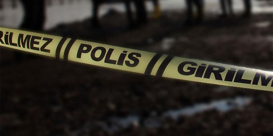 Karabük'te yanmış erkek cesedi bulundu