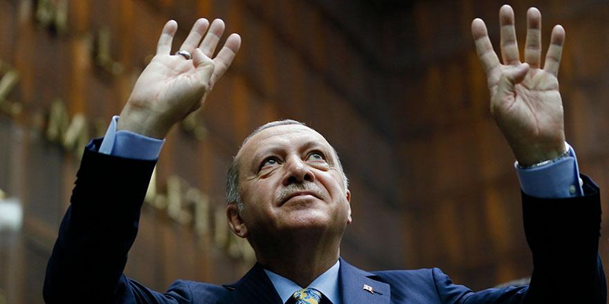 """Cumhurbaşkanı Erdoğan'dan """"emeklilik"""" açıklaması"""