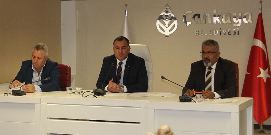 Çankaya Belediyesi'nin 2019 bütçesi 960 milyon TL