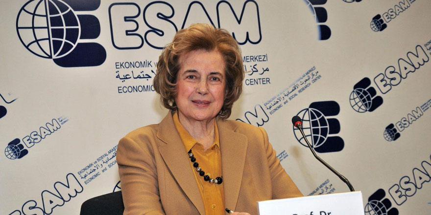Saadet Partisi eski Genel Başkan Yardımcısı Prof. Dr. Oya Akgönenç hayatını kaybetti