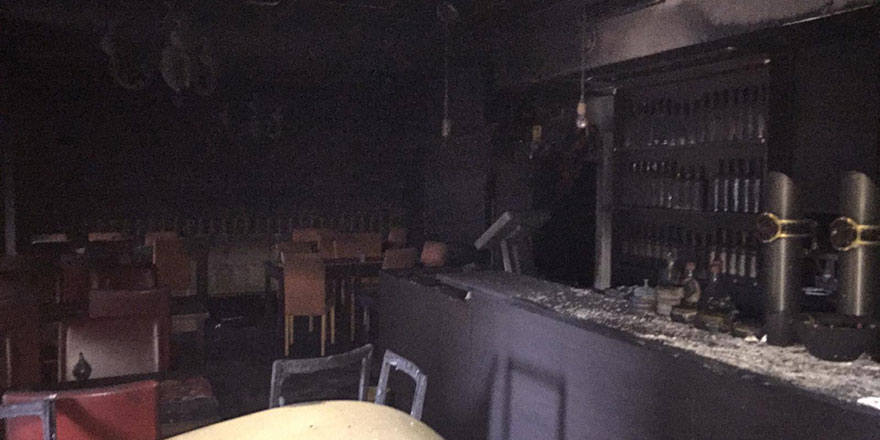 Almanya'da Türk lokantası kundaklandı