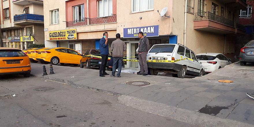 Başkent'te korkunç kaza