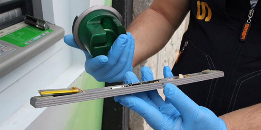 ATM dolandırıcılarına karşı polisten uyarı