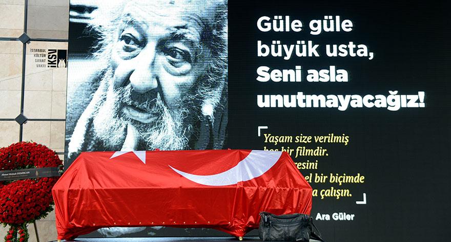 İşte Ara Güler'in vasiyeti