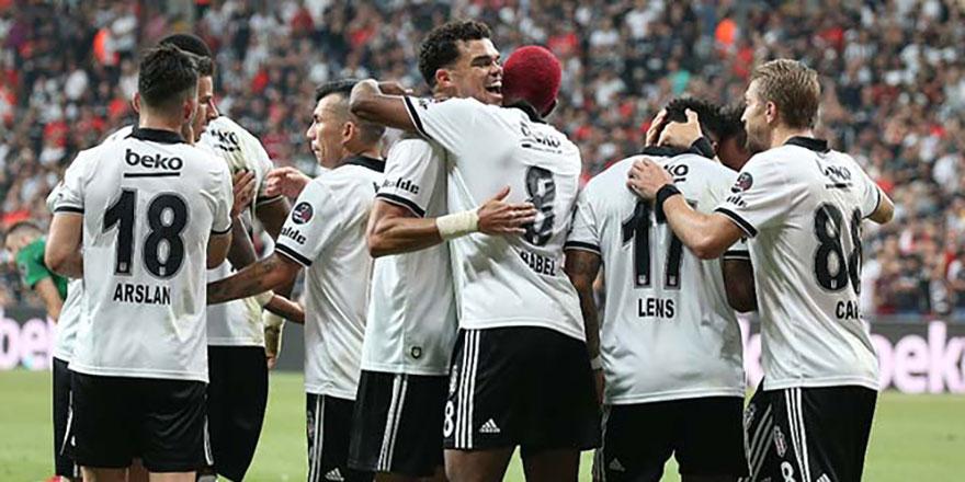 Beşiktaş Göztepe'de 3 puan avında