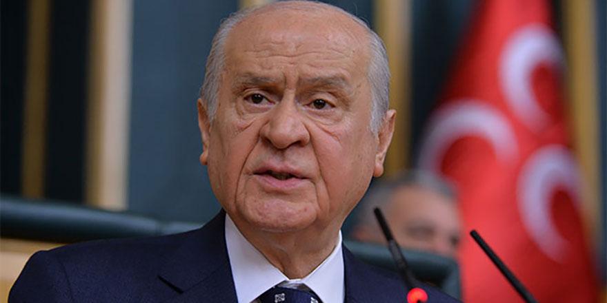 Devlet Bahçeli'den yeni 'af' açıklaması
