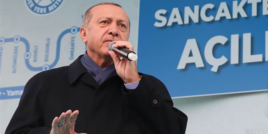 Cumhurbaşkanı Erdoğan: 'CHP'yi kurtarmamız lazım'