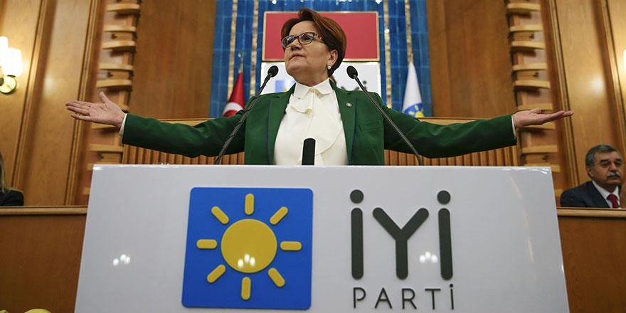 Meral Akşener: Türkiye ekonomik krizde