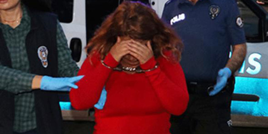32 ayrı suçtan aranan kadın sonunda yakalandı!