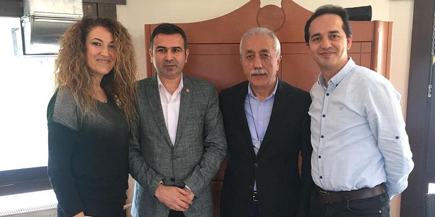 Kırşehirliler Vakfı'ndan İstanbul'da ki kuruculara ziyaret