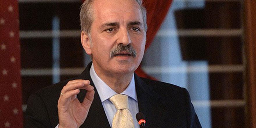 Kurtulmuş: Türkiye'nin gücünü bir kez daha görüyoruz