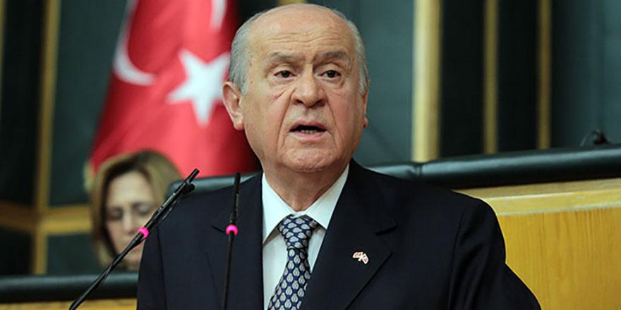Devlet Bahçeli'den parti yönetimine seçim uyarısı