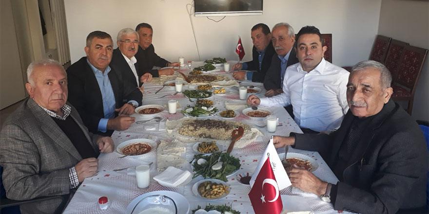 Kırşehirlilerin birliği için ortak imza
