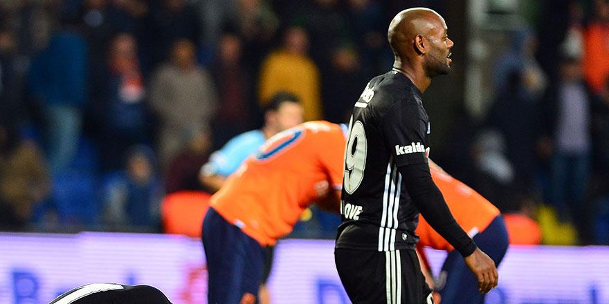 Başakşehir Beşiktaş'ın kabusu oldu