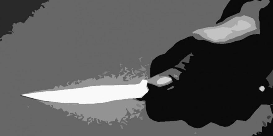 Adana'da gaspçıya direnen yaşlı kadın bıçaklandı