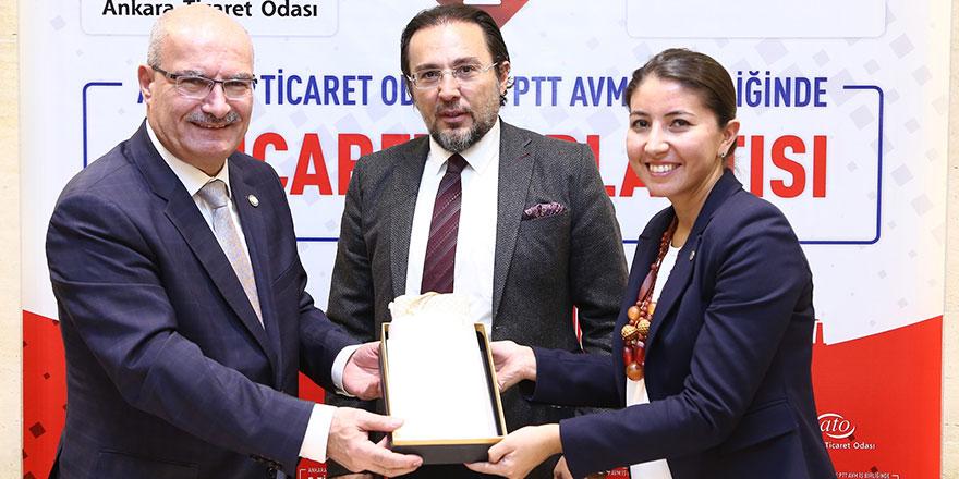 ATO'dan üyelerine yerli ve milli e-ticaret fırsatı