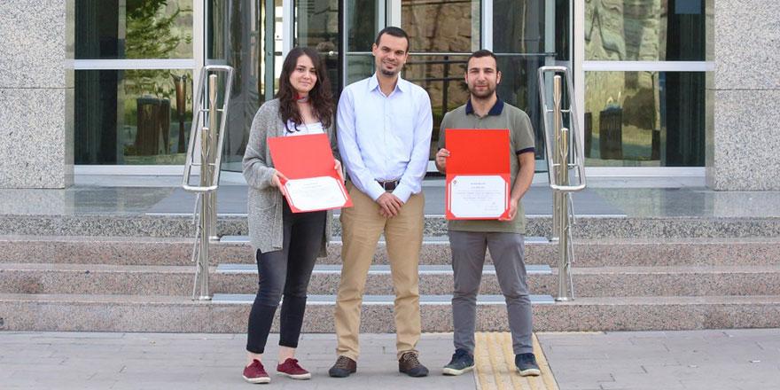 Atılım Üniversitesi öğrencileri Bölge Finalinde ikinci oldu