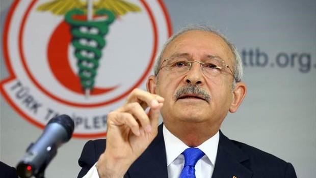 CHP lideri Kılıçdaroğlu'ndan çok sert sözler
