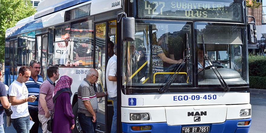 Başkent'te toplu ulaşımda reform yapıldı