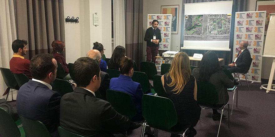 Yenimahalle'nin kentsel dönüşüm projeleri Fransa'da