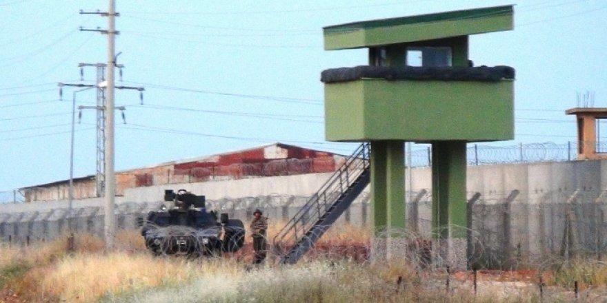 PKK'lılar Ceylanpınar'a taciz ateşi açtı