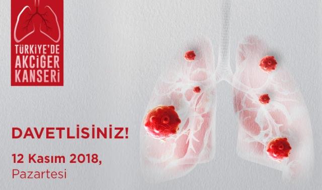 Akciğer kanserinin ekonomik yüküne dikkat çekilecek