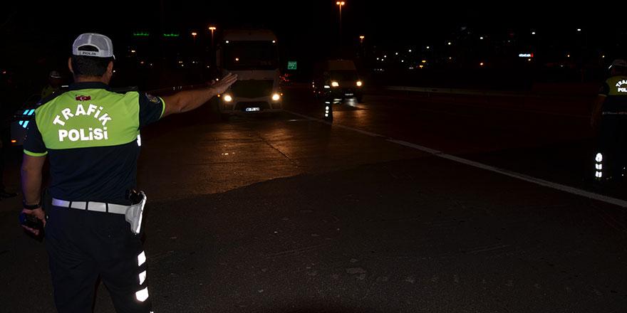 Trafik denetimleri arttı! Yağmur gibi ceza yağdı!