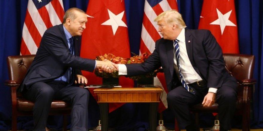 Beyaz Saray Erdoğan ve Trump görüşmesi ile ilgili açıklama yaptı