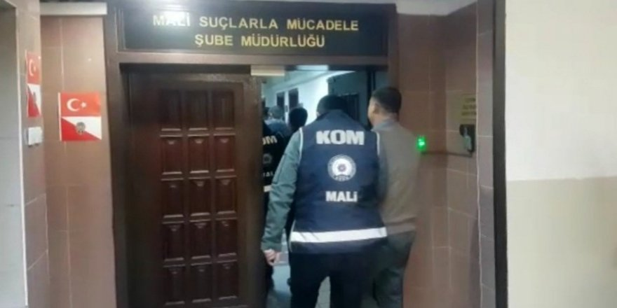 Ankara'da Sahte Rapor Operasyonu