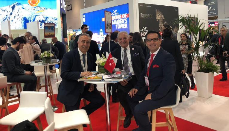 Londra'da Ankara rüzgarı