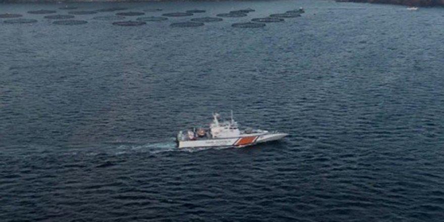 İzmir'de tekne faciası