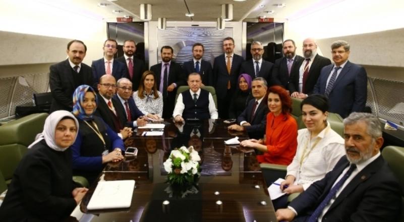 Erdoğan: İnfaz emrini verenin peşindeyiz
