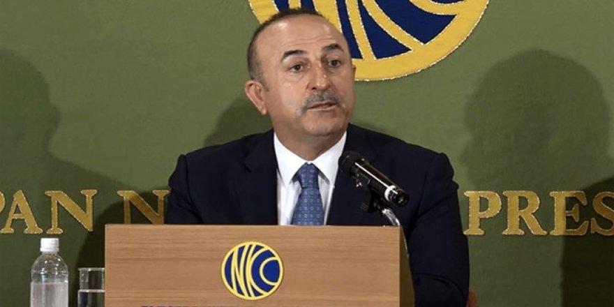 Bakan Çavuşoğlu'ndan mevkidaşına sert tepki