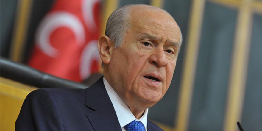 Devlet Bahçeli MHP grup toplantısında sert konuştu